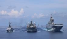 歐盟印太戰略出爐!強調海軍重返亞洲 法國最積極今年已軍演3次