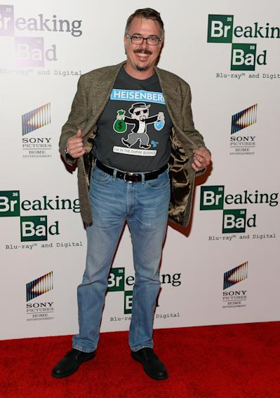 """No Half Measures: Creating The Final Season Of Breaking Bad"" DVD Launch - Arrivals"