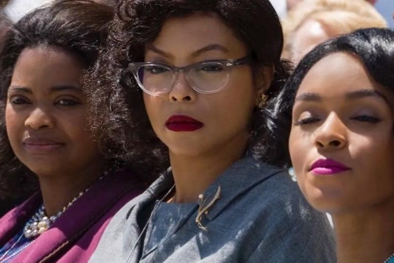 Shot from Hidden Figures