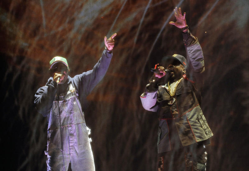Coachella '14 Friday: Outkast's Audience More Idle Than Wild