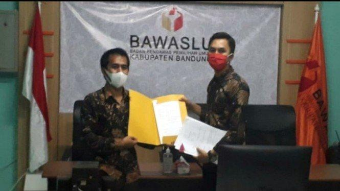 BertemuRidwan Kamil, Sahrul Gunawan Dilaporkan Atep ke Bawaslu