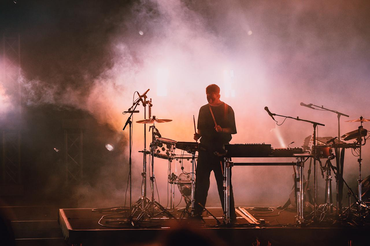 Mura Masa. (PHOTO: Neon Lights)