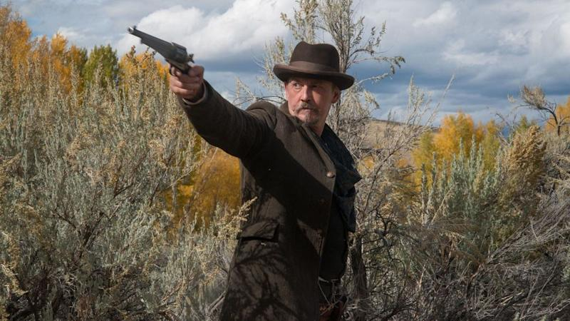 The Ballad of Lefty Brown on Netflix