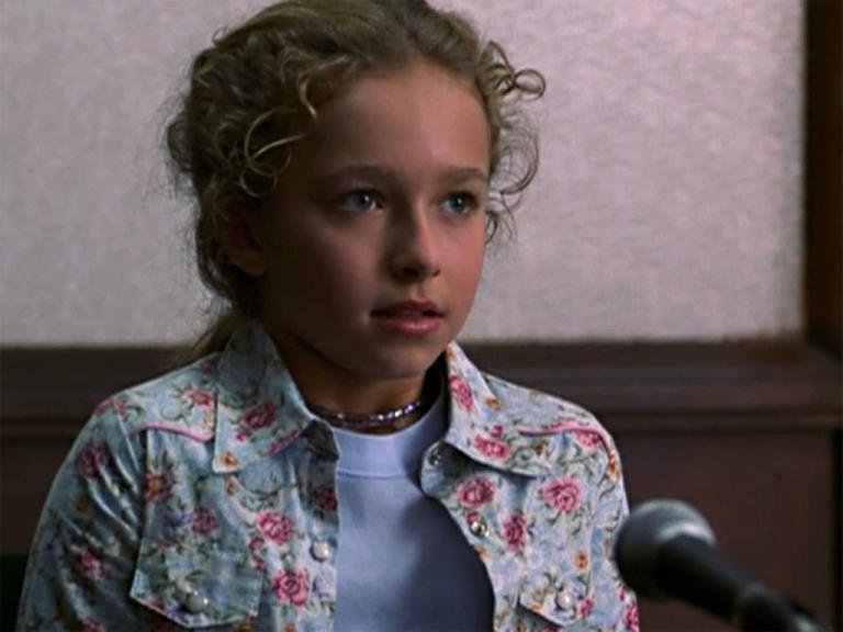 Hayden Panettiere '01 – Abuse