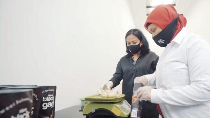 Kena Dampak Pandemi, Begini Kisah Hitara Black Garlic Bertahan