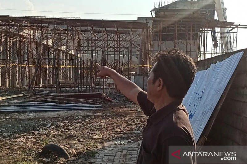 Legislator: Investigasi segera ambruknya konstruksi tol di CIlincing