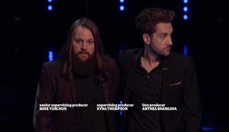 'The Voice' Top 5 Results: Team Blake Goes Down Singing
