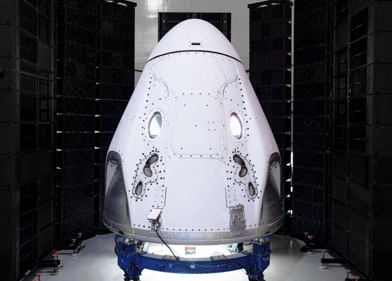 SpaceX Tourist Flight