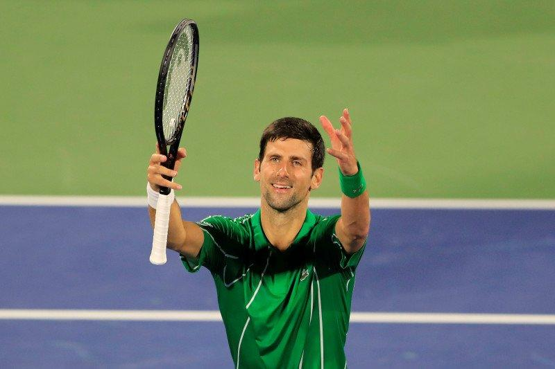 Djokovic terlalu perkasa bagi Kohlschreiber