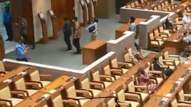 Benny Harman Jelaskan Aksi WO di Paripurna, Arteria Sindir Demokrat