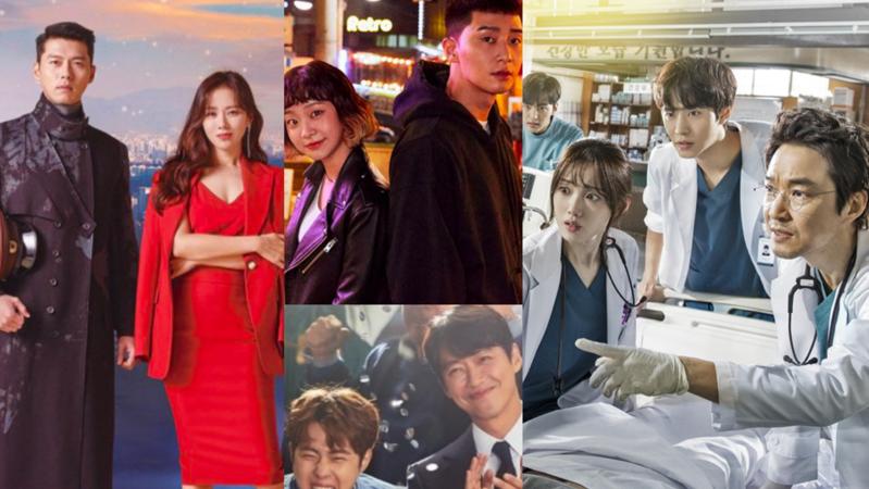 2020二月四大話題韓劇,你最推薦哪一部?