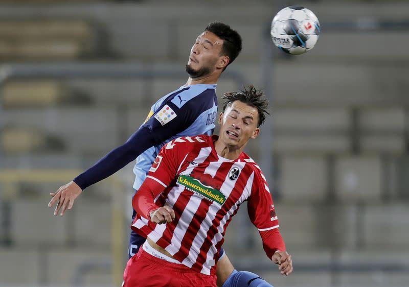 Bundesliga - SC Freiburg v Borussia Moenchengladbach
