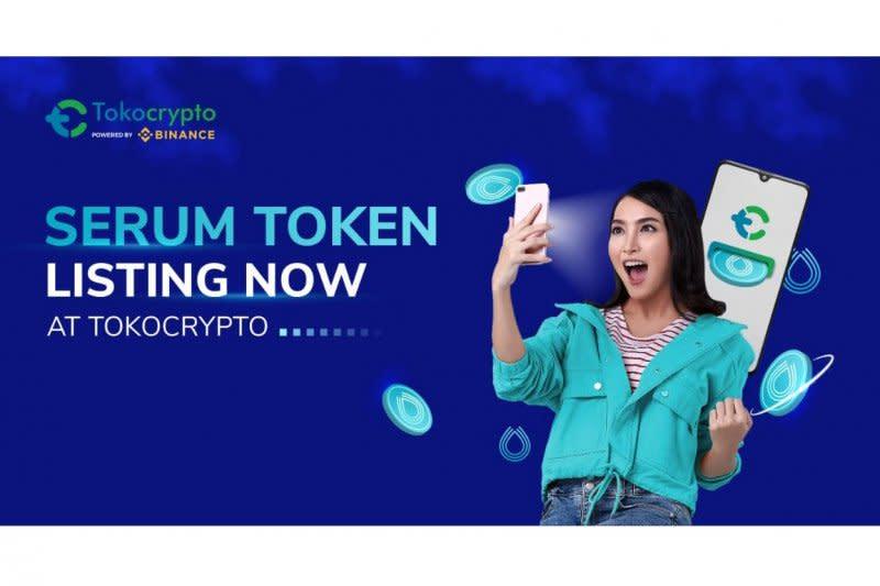 "Tokocrypto rilis token SRM percepat pertumbuhan ""crypto-economics"""