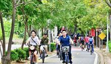 東豐自行車綠廊 落實植栽養護