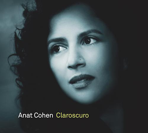"This CD cover image released by Anzic Records shows ""Claroscuro,"" by Anat Cohen. (AP Photo/Anzic Records)"