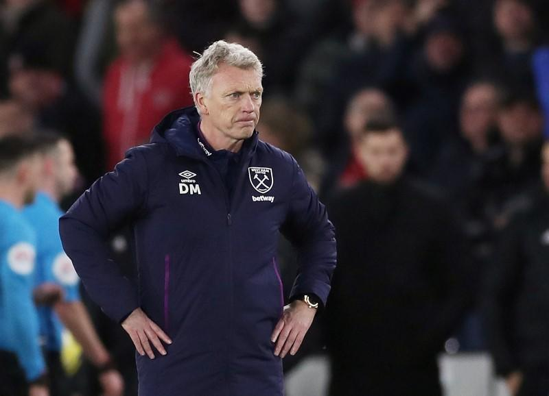 West Ham fan protest is familiar ground for Moyes