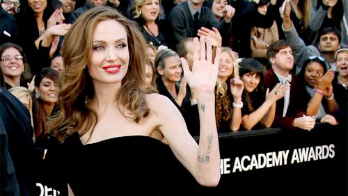 Angelina Jolie Tops Forbes' List of Highest Paid Actresses