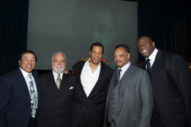 Smokey Robinson, Magic Johnson, BET CEO Discuss Don Cornelius's Impact At Memorial