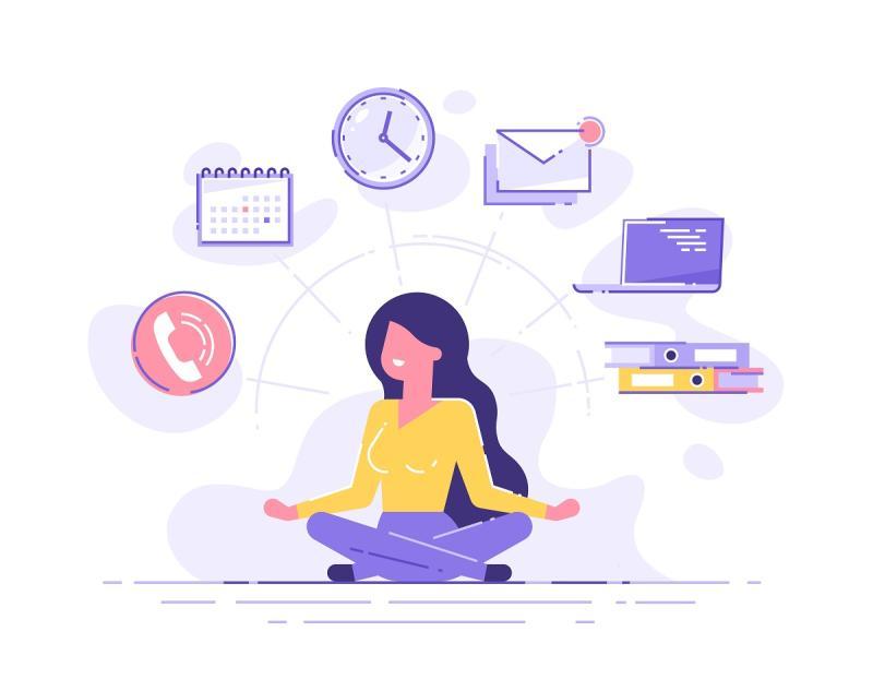 Women are often considered as better at multi-tasking than men.