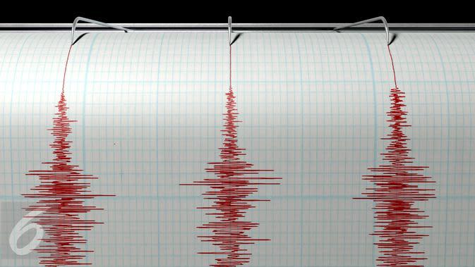 Gempa Magnitudo 5,5 Guncang Sumba Barat Daya