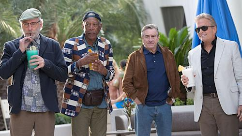 Kevin Kline Returns to the Spotlight With New Old Friends in 'Last Vegas'