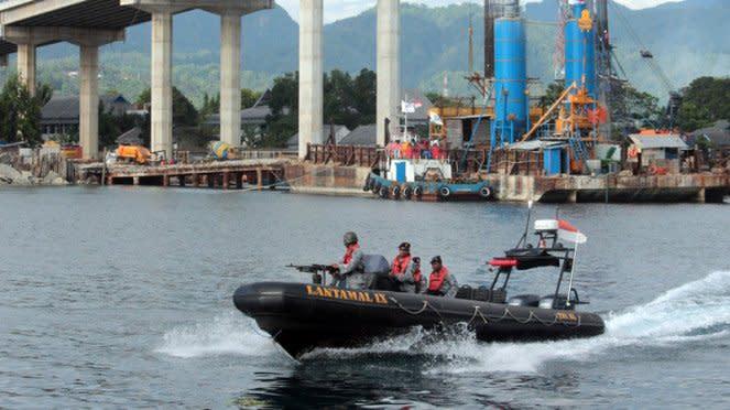Personel Pangkalan Utama TNI Angkatan Laut