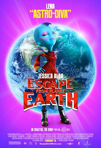 Escape From Planet Earth
