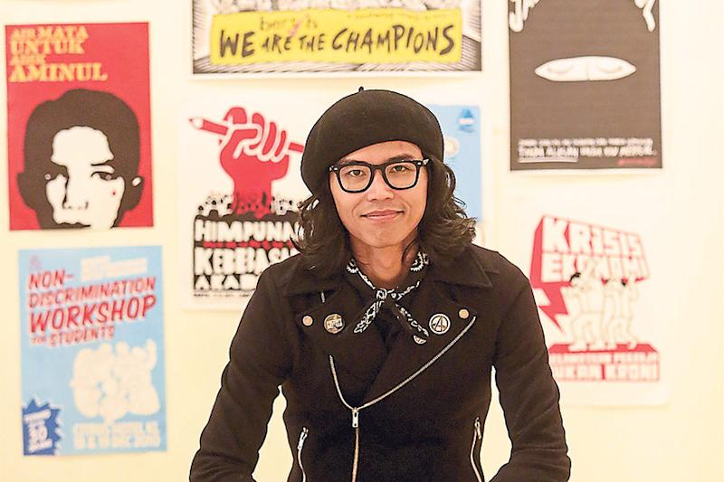 Fahmi Reza in sedition probe over sale of #KitaSemuaPenghasut T-shirts