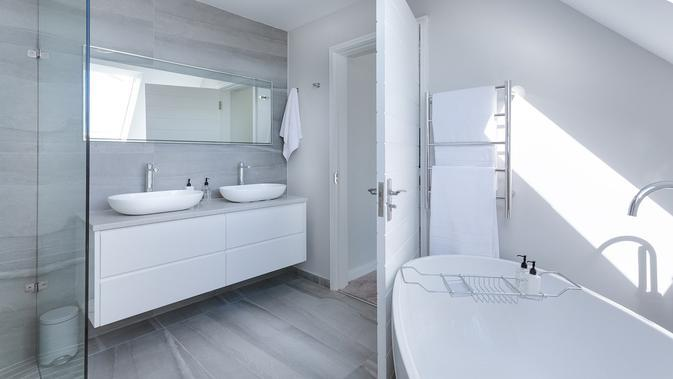 Ilustrasi kamar mandi. (dok. Pixabay/Dinny Mutiah)