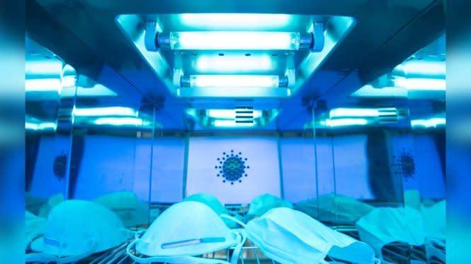 Jepang Ciptakan Lampu Ultraviolet, Efektif Bunuh COVID-19