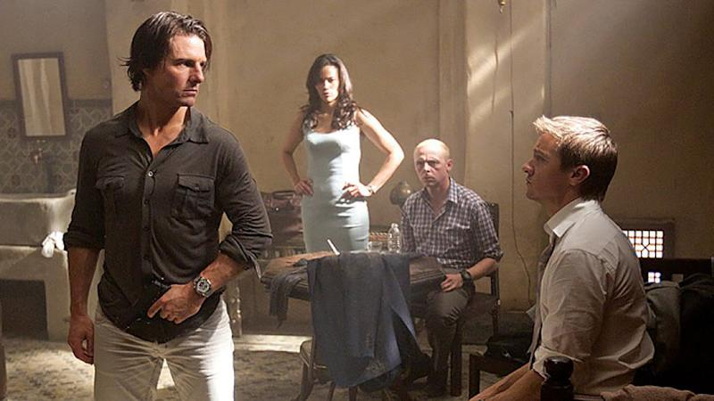 Mission: Impossible – Ghost Protocol on Hulu