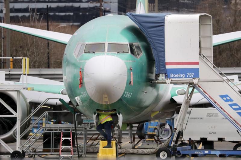 Boeing perkirakan jet Max belum bisa terbang hingga musim panas