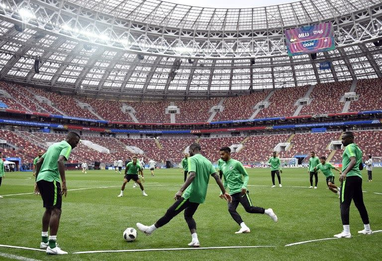 2018世界盃足球賽開踢,您關注嗎?
