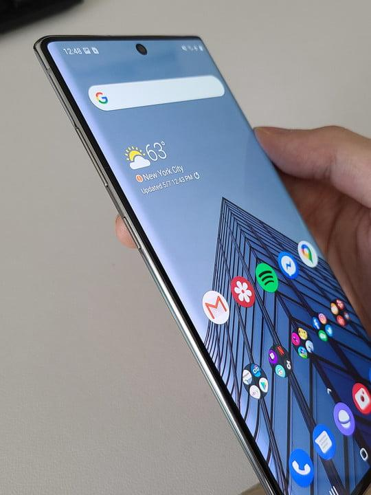 how to take a screenshot on samsung galaxy android 20200507 124832
