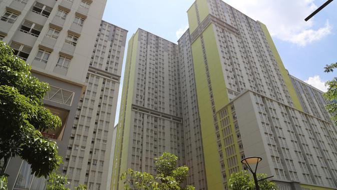Tower 4 Wisma Atlet Kemayoran, Jakarta, mulai beroperasi untuk tampung OTG Covid-19 pekan depan. (dok Satgas Covid-19)
