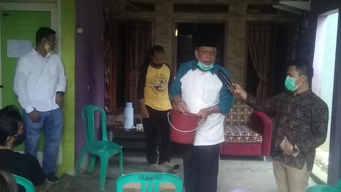 Hari Ketiga Kampanye Pilkada Tangsel, Calon Petahana Orasi Terbatas di Serpong Utara