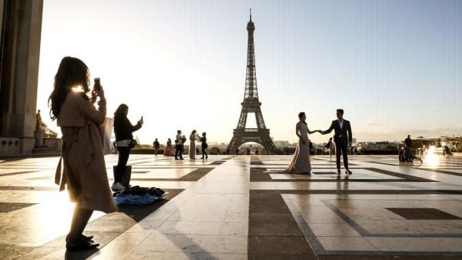 Paris, Prancis (Liputan6/AFP)
