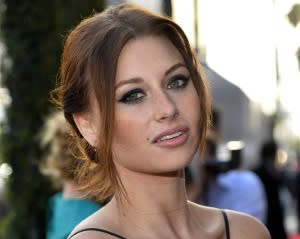 Scoop: CBS' Two and a Half Men Casts Hellcat Aly Michalka as Amber Tamblyn's Love Interest