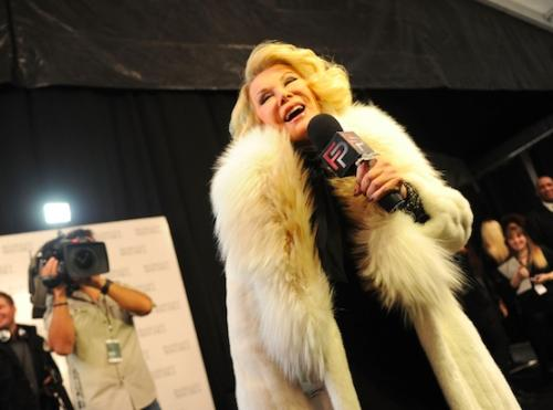 Joan Rivers to Anti-Defamation League: 'Don't Talk to Me About the Holocaust'