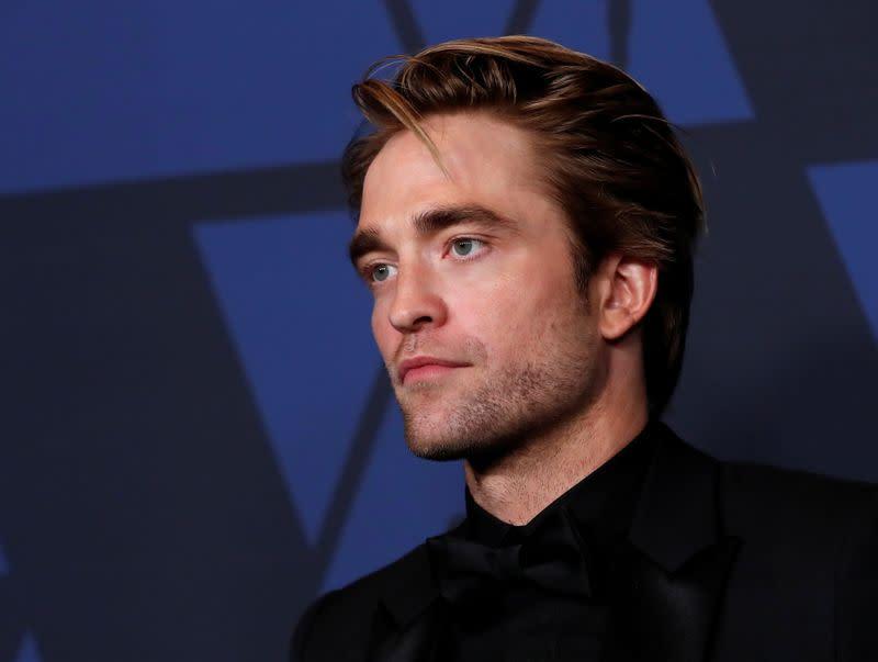 Robert Pattinson's positive test on 'Batman' set underscores challenges for Hollywood