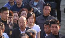 【Yahoo論壇/沈有忠】韓國瑜把中間選民「推」給了蔡英文