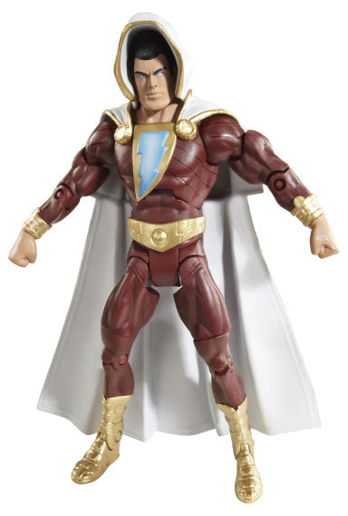 DCU Club Infinite Earths Shazam New 52