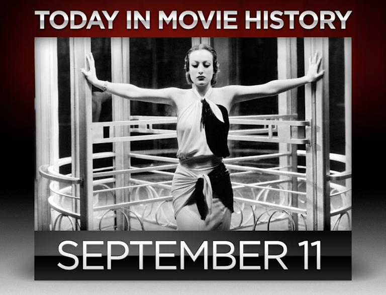 today in movie history, september 11