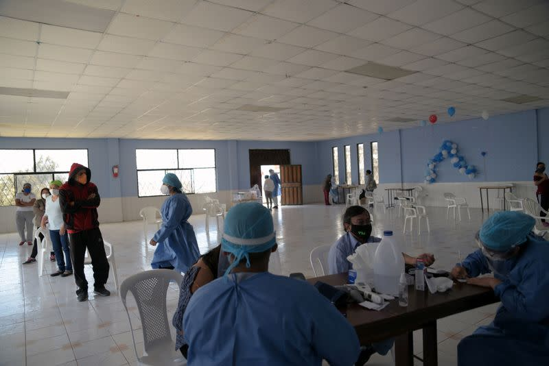 Ecuador mobilises COVID-19 watchers to contain pandemic in the capital
