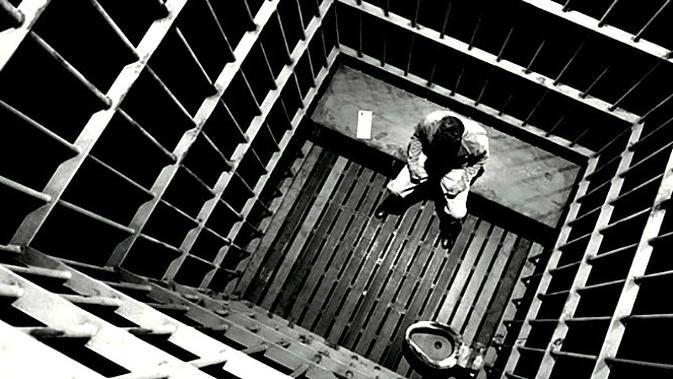 Kehidupan napi di penjara seperti alam liar