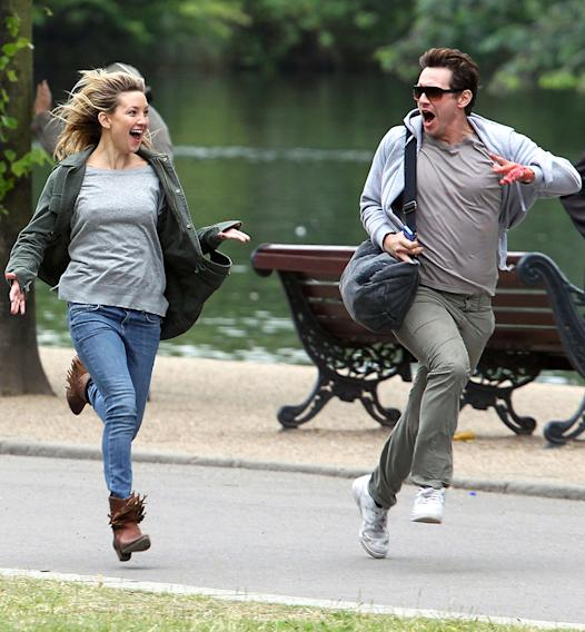 "Kate Hudson & James Franco Film ""Good People"""