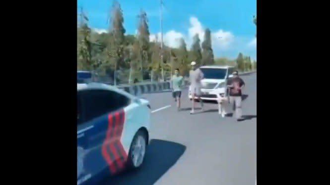 Kawal Richard Muljadi Jogging di Bali, Polisi Cuma Disanksi Teguran