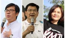 中選會開票結束 陳其邁67萬1804票當選高雄市長