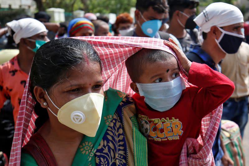 Outbreak of coronavirus disease (COVID-19) in Ahmedabad