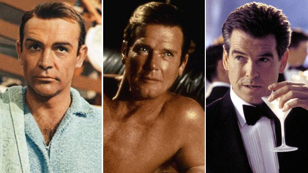 Oscar's tribute to James Bond goes bust